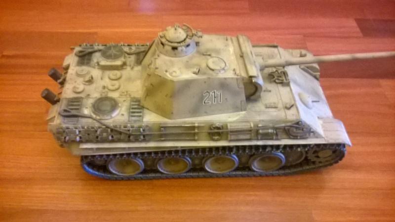 Vendo 56022 Tamiya Panther Ausf. G 1:16 full option RC Wp_20131
