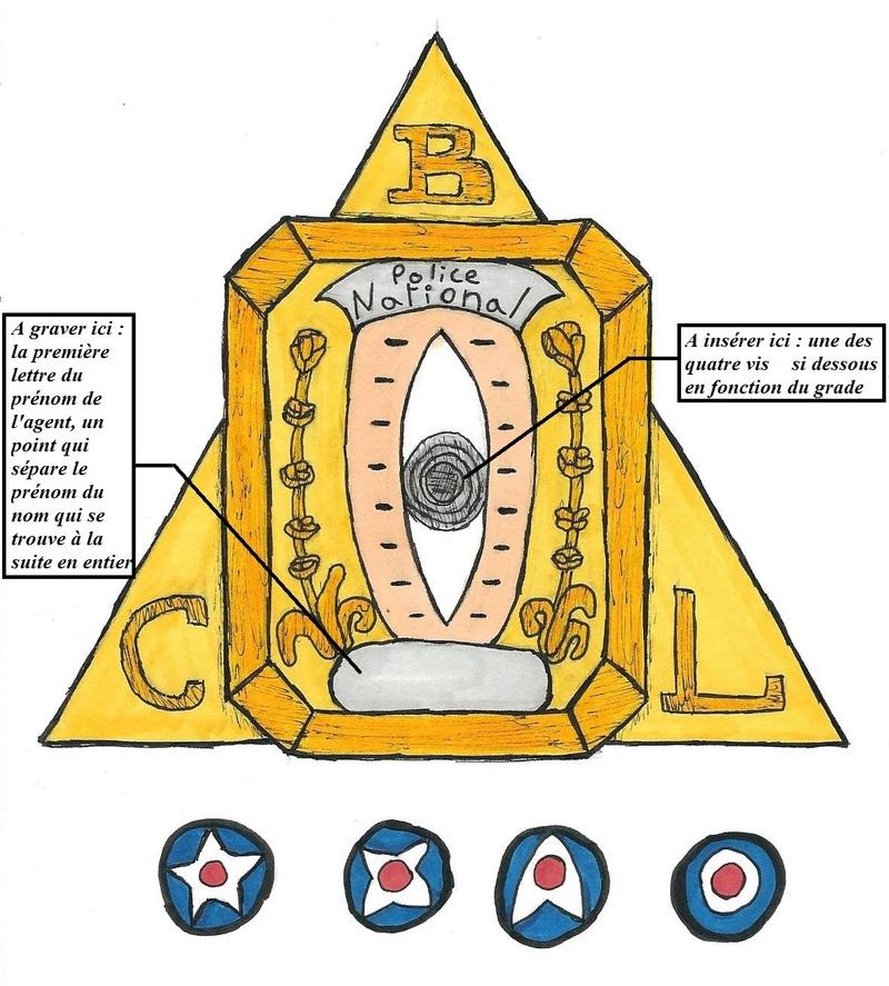Organisation et hiérarchie du BCL Plaque12