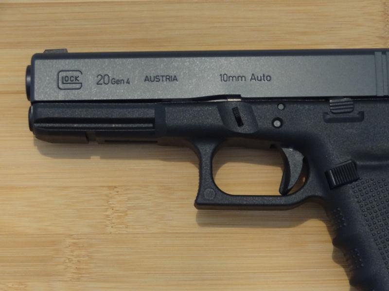 Glock 20 gen 4 (et Side by Side G22 gen 3) Dsc09712