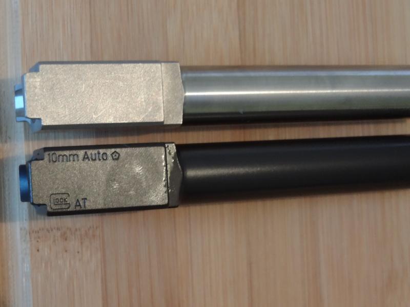 Glock 20 gen 4 (et Side by Side G22 gen 3) Dsc09726