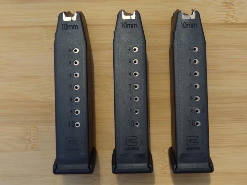 Glock 20 gen 4 (et Side by Side G22 gen 3) Dsc09730