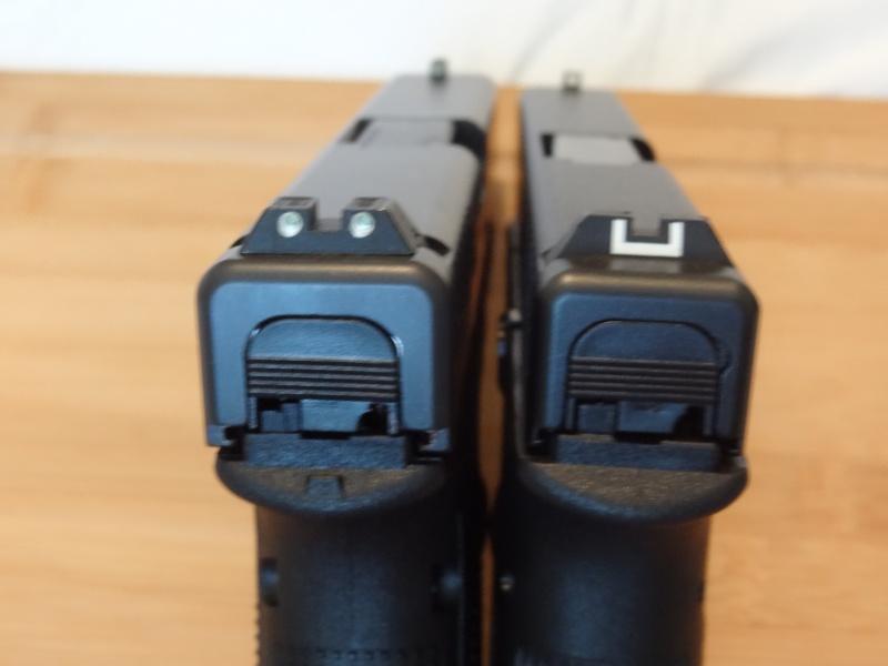 Glock 20 gen 4 (et Side by Side G22 gen 3) Dsc09813