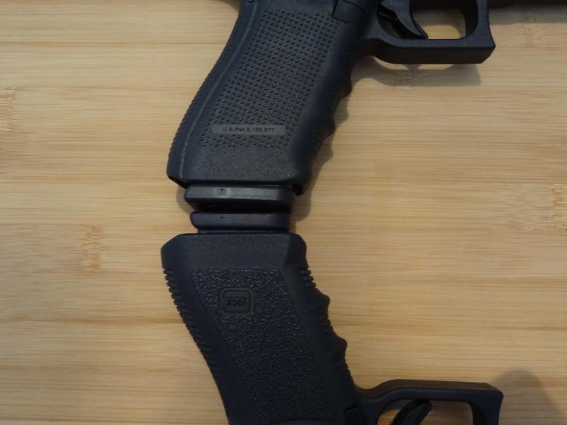 Glock 20 gen 4 (et Side by Side G22 gen 3) Dsc09816