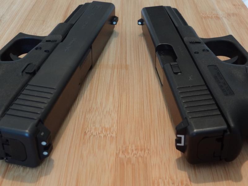 Glock 20 gen 4 (et Side by Side G22 gen 3) Dsc09817
