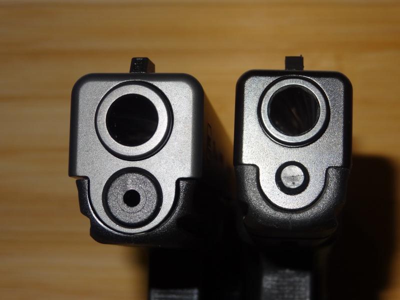 Glock 20 gen 4 (et Side by Side G22 gen 3) Dsc09818