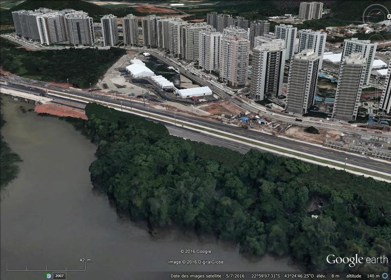 RIO de JANEIRO BRÉSIL JO 2016 Jo160810