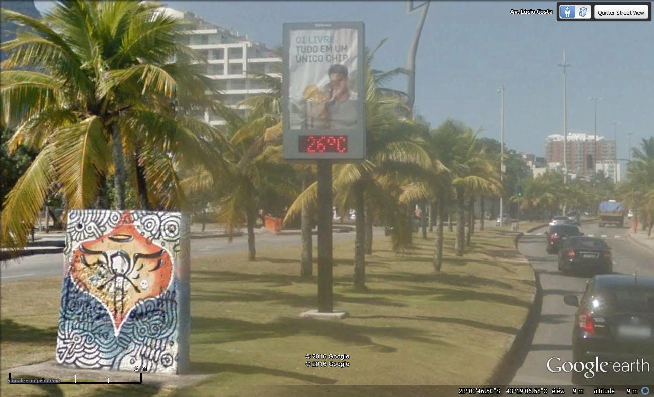 RIO de JANEIRO BRÉSIL JO 2016 Rio_2610