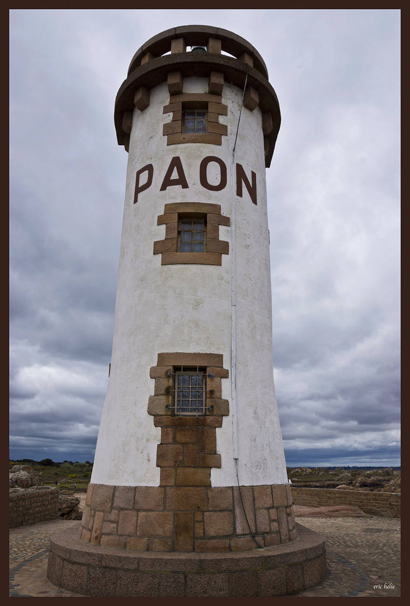 Phare du Paon Ile de Bréhat (22) Dsc00814