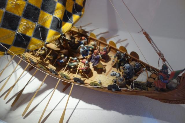 Besatzung (Wikinger) Gokstadschiff - Seite 21 Oseber13