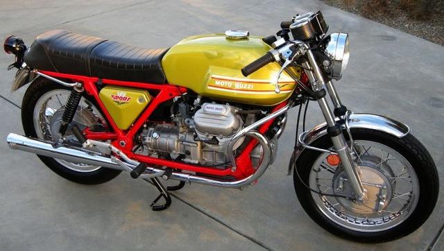 café racer made in rital .............................. 1967-m10