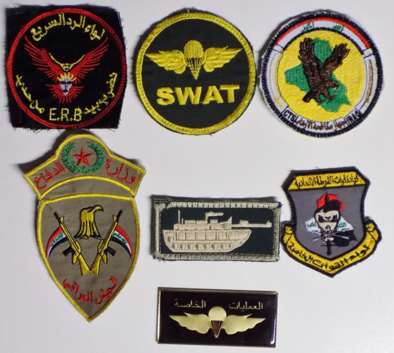 Iraqi patches Army_s10