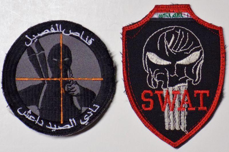 Iraqi patches Novelt10