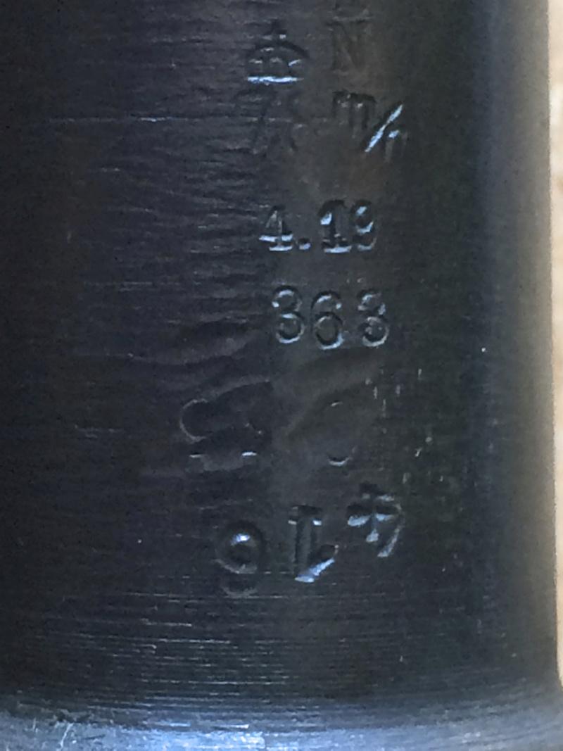 Fusil de chasse système Mauser en 8X57 Img_0413