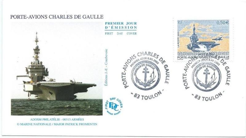[ Porte-Avions Nucléaire ] Charles De Gaulle Tome 3 - Page 2 805_0010