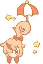 Béryl, cotton candy Waddle Dee Byby10