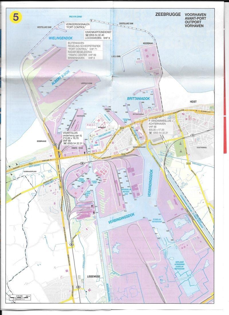 Ouverture du nouveau port de Zeebrugge en juillet 1985 - Page 3 Zeebru10