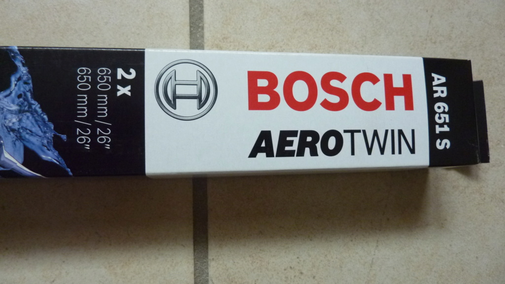 2 essuie-glaces Bosch aerotwin 650 P1050731