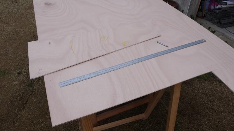 Escalier provisoire devenu définitif en pin sylvestre, à double balancements - Page 3 L1040711