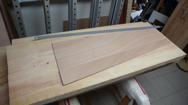 Escalier provisoire devenu définitif en pin sylvestre, à double balancements - Page 3 L1040712