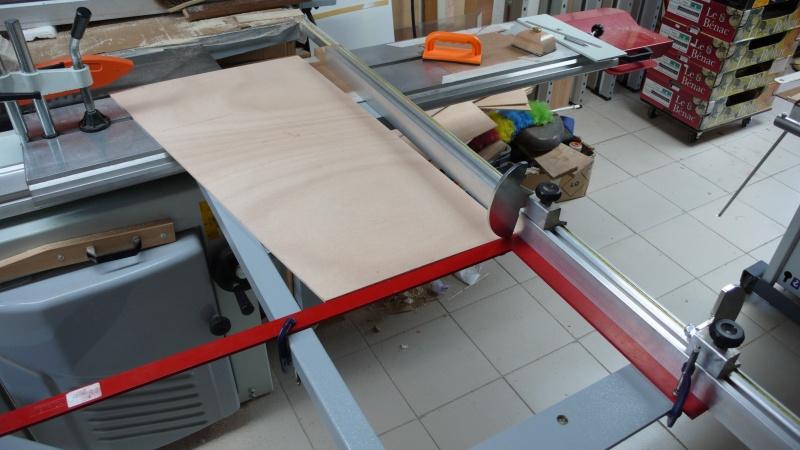 Escalier provisoire devenu définitif en pin sylvestre, à double balancements - Page 3 L1040715