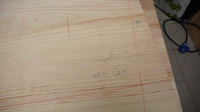 Escalier provisoire devenu définitif en pin sylvestre, à double balancements - Page 3 L1040717