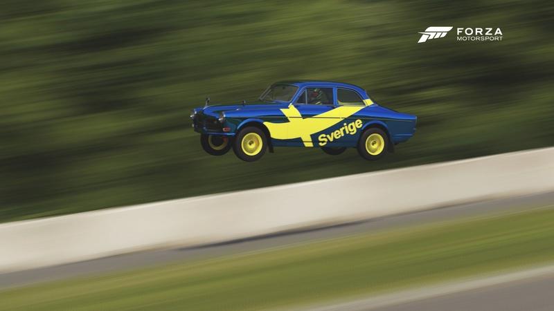 Forza Multi-National Sports championship Getpho21