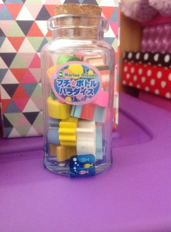 Vente : fiole avec gommes (miniatures)  Image30