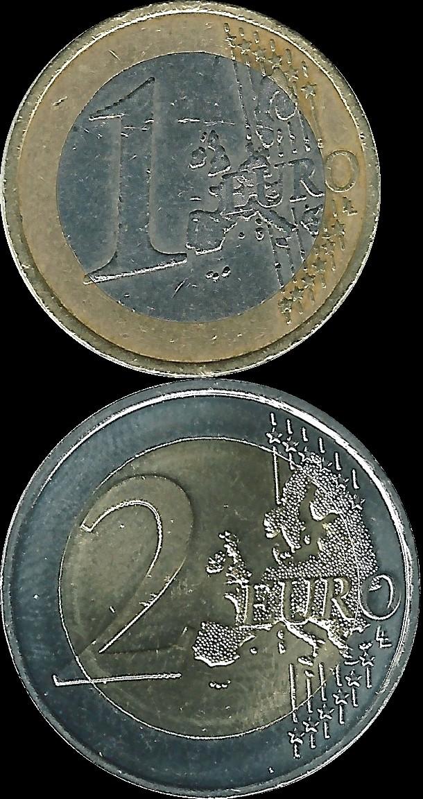 2€ fautéé ou fausse Cherch10