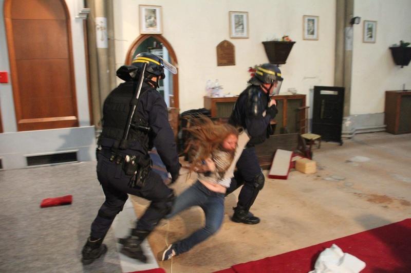 Paris : Sainte-Rita évacuée 13919910