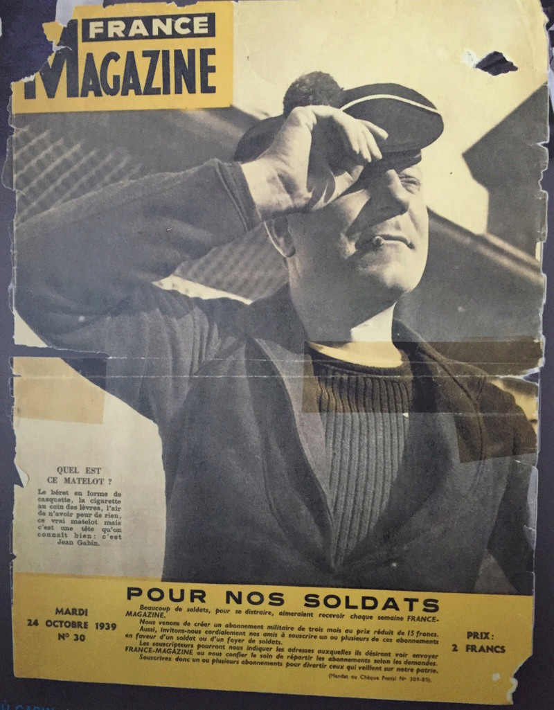 EXPOSITION • JEAN GABIN DANS LA GUERRE 1939-1945 Img_4312
