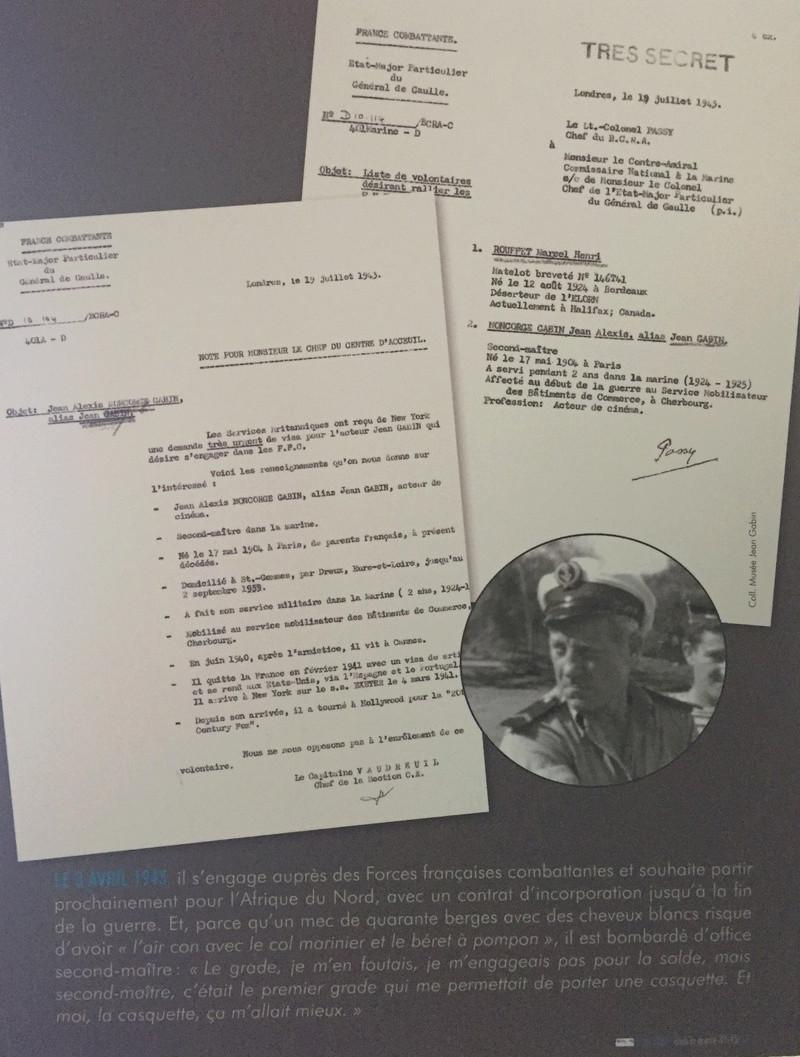 EXPOSITION • JEAN GABIN DANS LA GUERRE 1939-1945 Img_4318