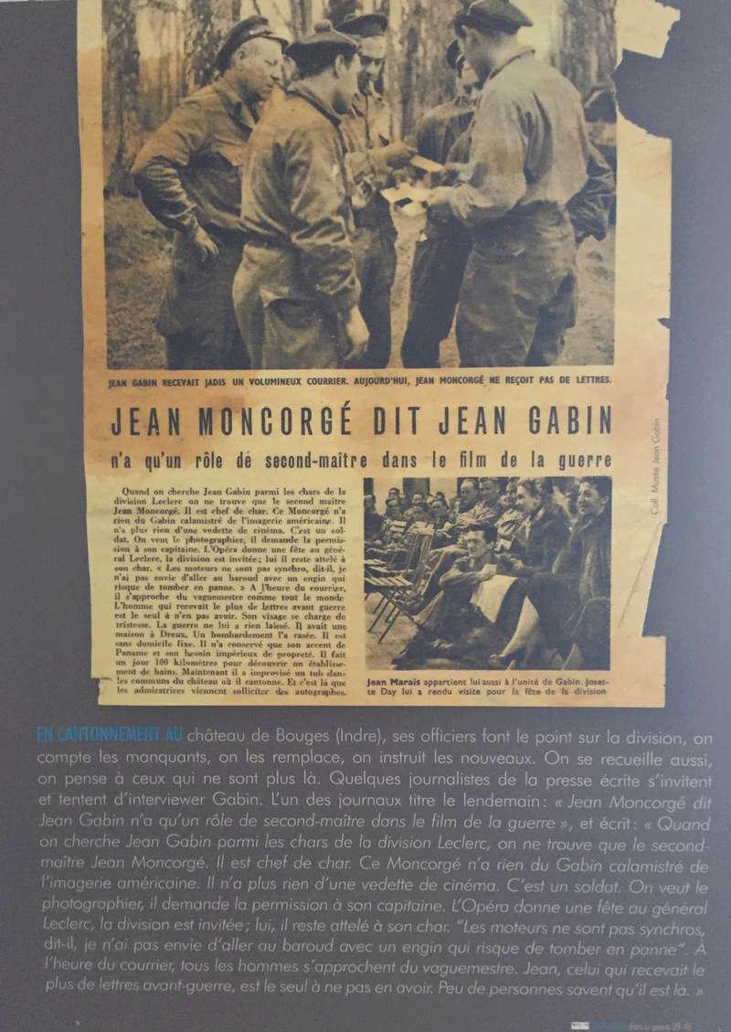 EXPOSITION • JEAN GABIN DANS LA GUERRE 1939-1945 Img_4323