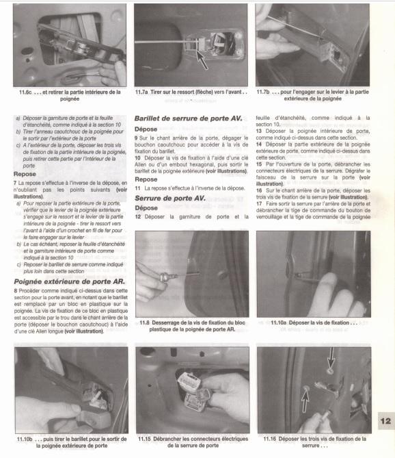 Comment démonter une serrure- svp ? Serrur10