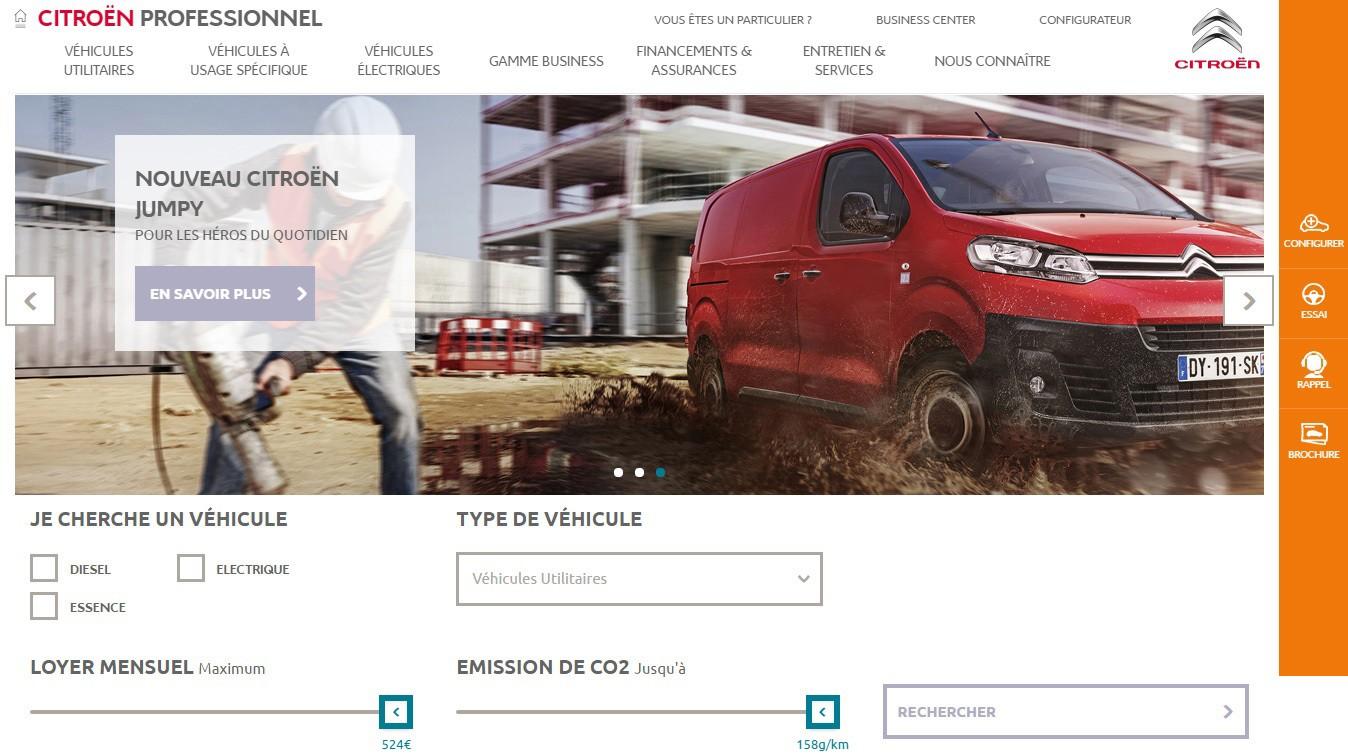[INTERNET] Nouveau site Citroën Professionnel Capt_e11