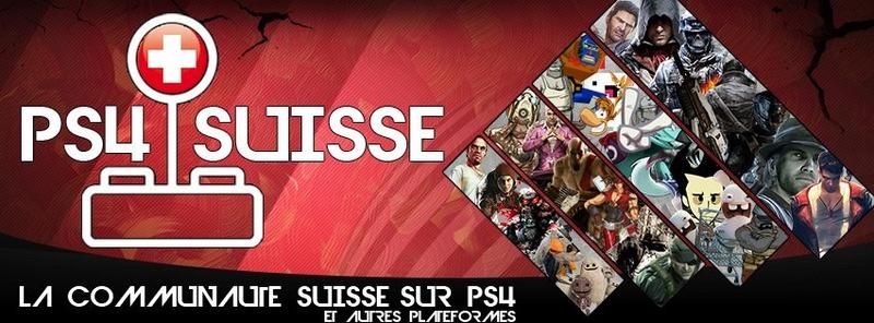 La première communauté suisse du jeu vidéo