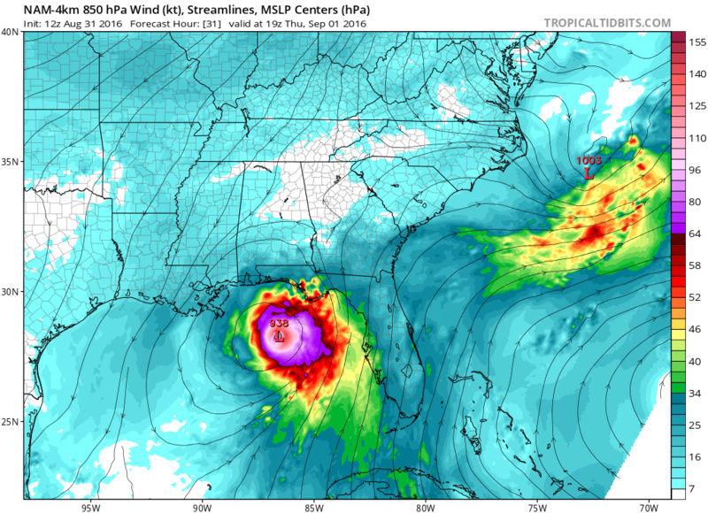 Hurricane Hermine Discussion  - Page 6 Nam4km10