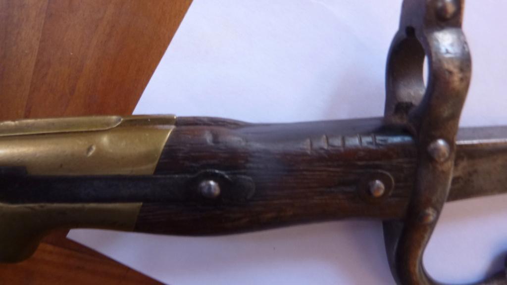 gras baïonnette - L'épée-baïonnette 1874 Gras. 1874_r13