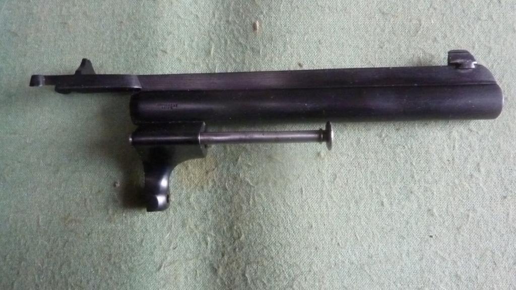 revolver  à broche 11mm St Etienne Broche12