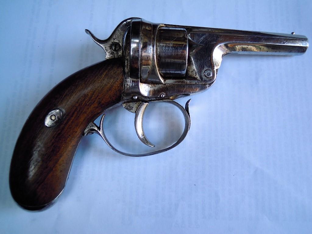 pistolet à broche Marquis Marqui10