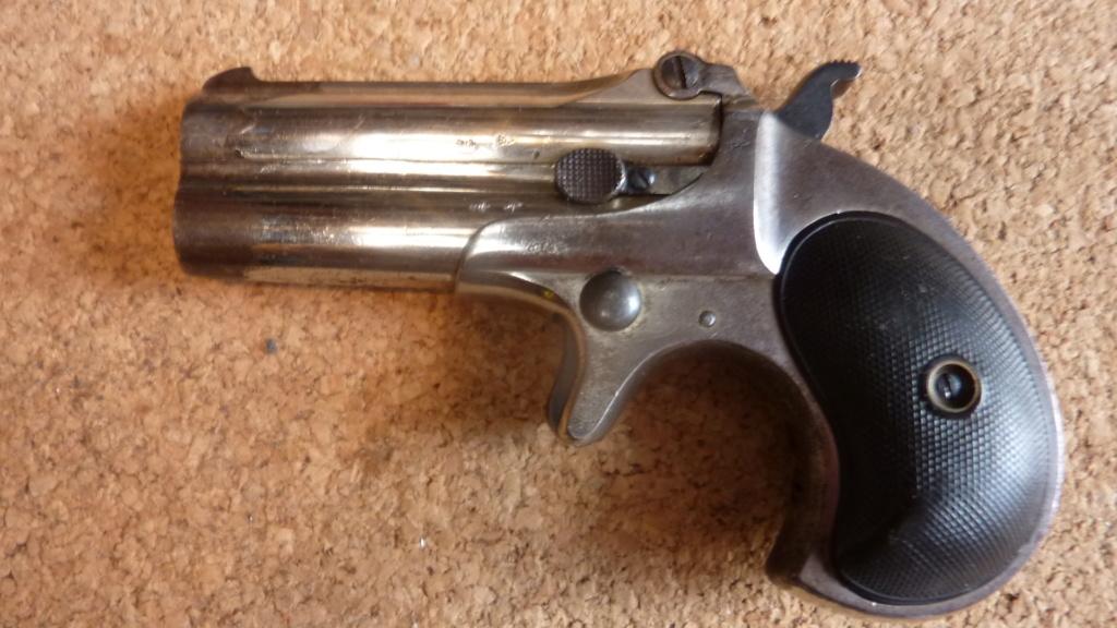 Derringer calibre 41 P1090522