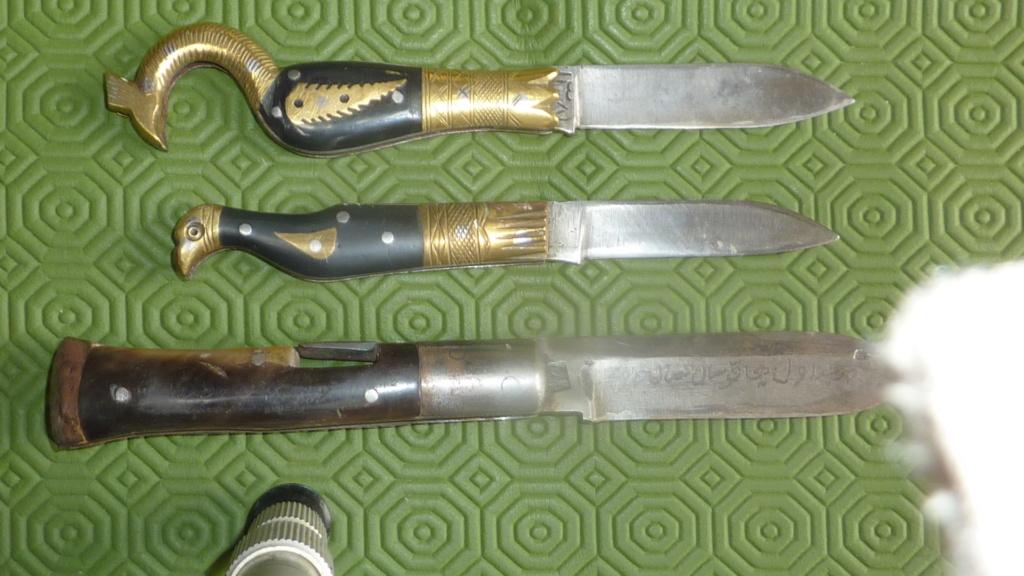 couteaux afghans P1100510