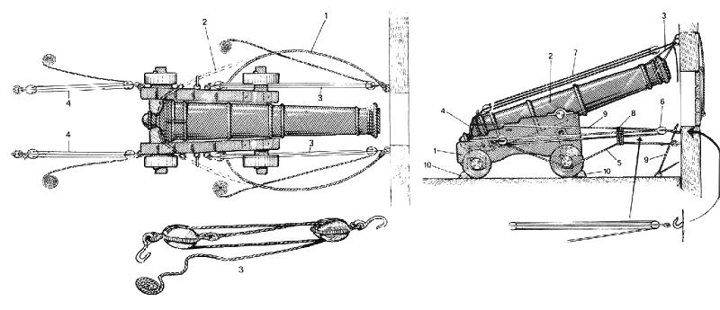 Black Pearl au 1/43ème de ZHL - Page 4 Canon210