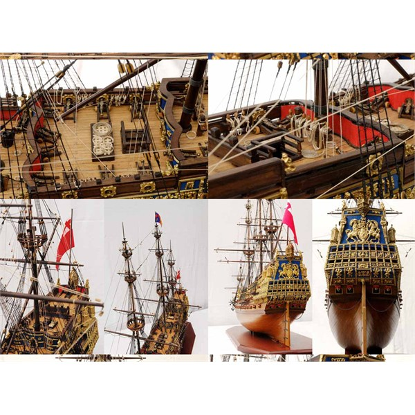 Sovereign Of The Seas XVII ème siècle de Sergal Mantua.  Sots9w10