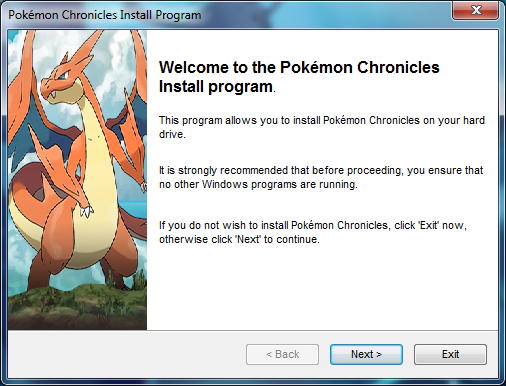 Pokémon Chronicles Demo - Version 16.5 Pokemo21