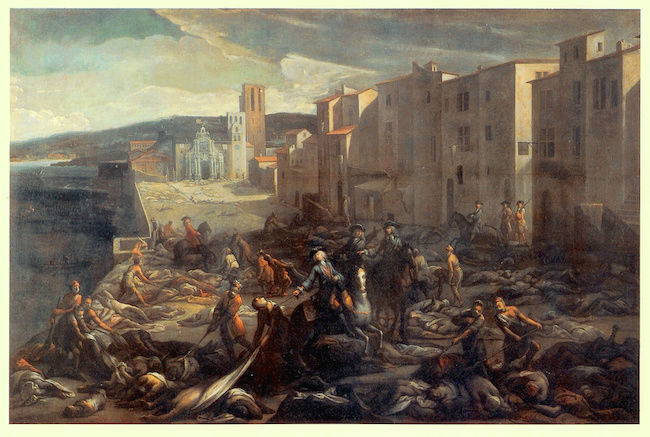 Marseille ville morte : la peste de 1720 1024px13