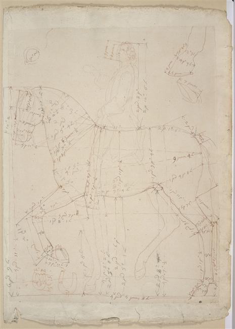 Le sculpteur Edme Bouchardon, une idée du beau. 15-55010