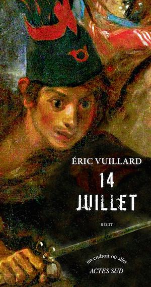 14 Juillet, de Eric Vuillard 97823311