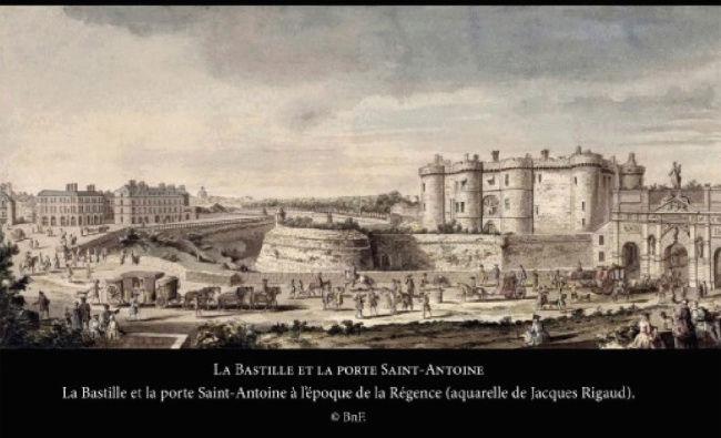 La Bastille, mystères et secrets d'une prison d'état. De Jean-Christian Petitfils Captu135