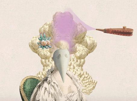 Amusement : Création d'une perruque à la mode du XVIIIè siècle - Page 2 Captur53