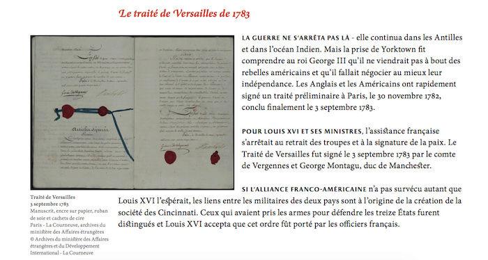 Versailles et l'Indépendance américaine Captur96